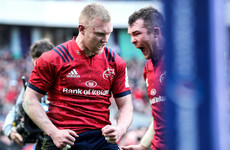 Earls ruled out in major blow for Munster as Bleyendaal starts at 10