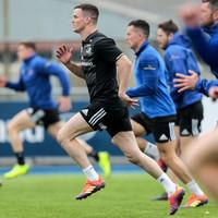 Here's Johnny! Sexton returns for Leinster's Easter Sunday European showdown