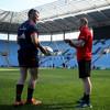 Injured Earls 'a big loss' but Munster back Darren Sweetnam to deliver