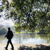 These balmy temperatures are here to stay for the long weekend