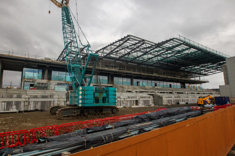 The Curragh: redevelopment was initially projected to cost €65m.