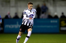 Hat-trick hero Kelly seals home victory for champions Dundalk