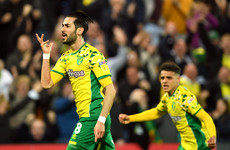 97th-minute equaliser keeps Norwich City on track for Premier League return