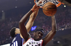 Siakam shines as Raptors take 2-1 series lead over Orlando
