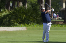 Lowry leads storm-hit RBC Heritage by one stroke