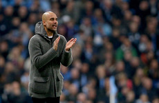 Guardiola sets sights on next season's quadruple after Champions League exit
