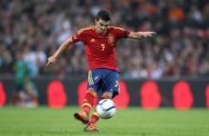 Spain sharp-shooter David Villa close to return to action, says Pique