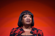 Labour MP Diane Abbott 'sincerely sorry' for drinking can of M&S Mojito on London train