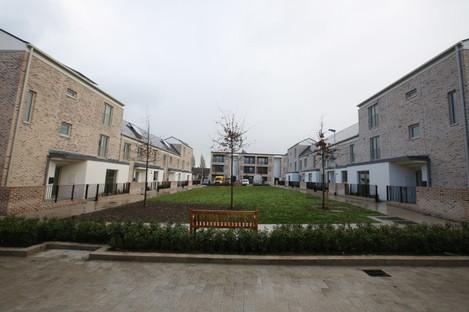 Social housing in south Dublin.
