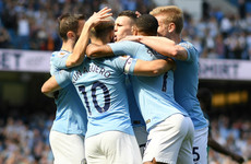 Foden nets first league goal as Spurs fail to dent champions' title defence