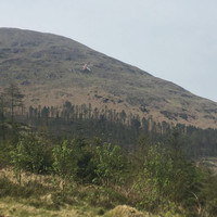 Man airlifted to hospital after collapsing while walking on Carlingford mountain