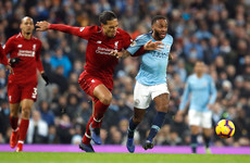 Liverpool, Man City dominate PFA Player of the Year nominations