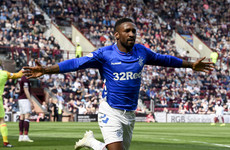 Rangers postpone Celtic title celebrations with win away to Hearts