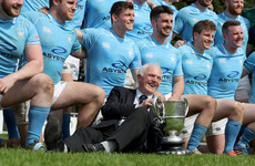 Cronin brothers star as Garryowen power to Bateman Cup glory
