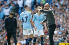 'Now I am a genius': Guardiola applauds 18-year-old match-winner Foden after Spurs winner