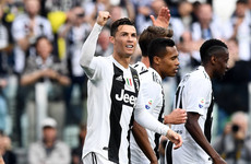 Juventus secure eighth consecutive Italian title after seeing off Fiorentina