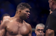 First round TKO sees 38-year-old veteran Overeem beat Oleinik at UFC St. Petersburg