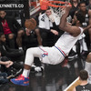 Joel Embiid sparks 76ers to NBA playoff win after two ejected