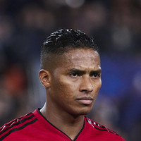 Antonio Valencia looks set for Man United exit