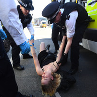 'A logistical problem': Over 800 people arrested in Extinction Rebellion protests in London
