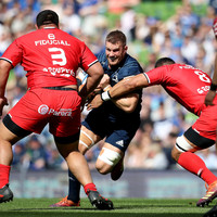As it happened: Leinster v Toulouse, Champions Cup semi-final