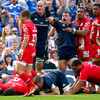 Johnny Sexton shines as Leinster set up European final with Saracens