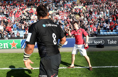 Munster distance themselves from supporter who confronted Billy Vunipola