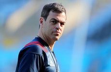 Munster may look at 'short-term' signings but back squad for next season