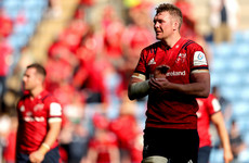 'We believe we're on our way to greater things. We believe in Munster Rugby'