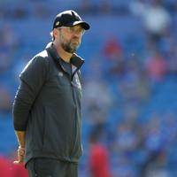 Klopp praises Liverpool's will to keep chasing down Man City