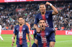Mbappe stars to kick off PSG's title celebrations against Monaco