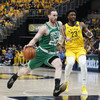 Hayward stars with 20 points as Celtics sweep Pacers out of playoffs, while Warriors and Raptors both roll on