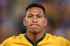 Israel Folau's code of conduct hearing before Rugby Australia has been set for next week