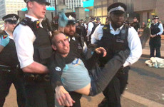 Over 1,000 people - including Olympic gold medallist - arrested during Extinction Rebellion protests in London
