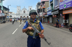 Irish tourists urged to 'exercise a high degree of caution' as Sri Lanka curfew begins