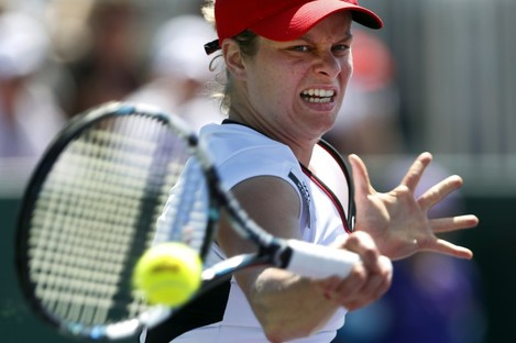 Kim Clijsters: bowing out after glittering career.