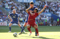'Salah has previous but he didn't dive': Liverpool star earned Cardiff penalty, says Murphy