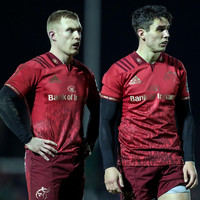 Munster will not risk Carbery or Earls after disappointing European exit