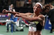 Keeping my virginity is 'harder than Olympic training,' says Lolo Jones