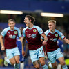 Hendrick strike helps Burnley all but secure Premier League status with draw at Chelsea