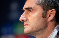 Valverde: Barcelona relaxed and fresh ahead of final La Liga push