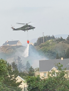 Anger over 'shocking seven-hour delay' in deploying Air Corps to fight wildfires in Donegal