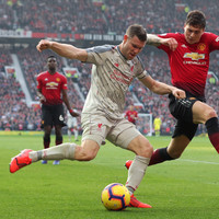 'First time in my life' - Liverpool's Milner will be supporting Man United tomorrow night