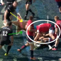 Analysis: How Saracens took away Tadhg Beirne's jackal threat