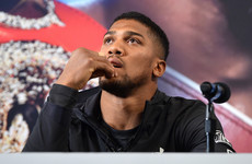 Miller deserves boxing ban but Joshua won't knock him while he's down