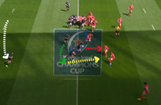 Analysis: James Lowe's try showcases Cullen's Leinster at their best