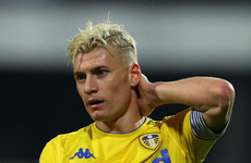 More misery for Leeds United as Alioski is ruled out for the rest of the season