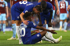 Hudson-Odoi to potentially miss start of next season after surgery on ruptured Achilles