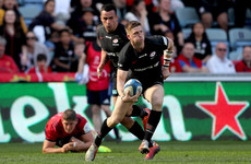 Saracens winger to retire at the end of the season after 17-year career