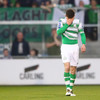 Corcoran the goalscorer as 9-man Rovers lose yet another derby to Bohs